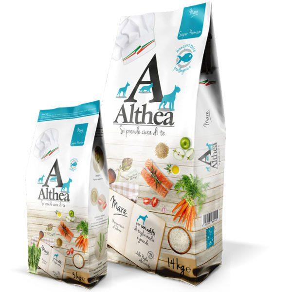 Althea Super premium Mare - Salmone - 7 Sacchi da 14 kg cad.