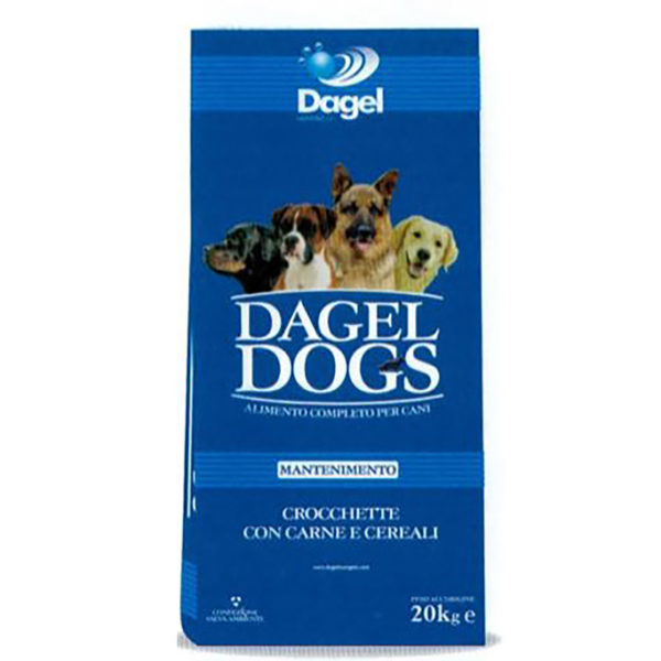 Dagel Dogs Mantenimento - Cani Adulti - Sacco 20 kg